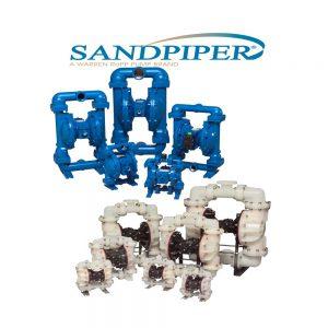 hiệu SANDPIPER - USA